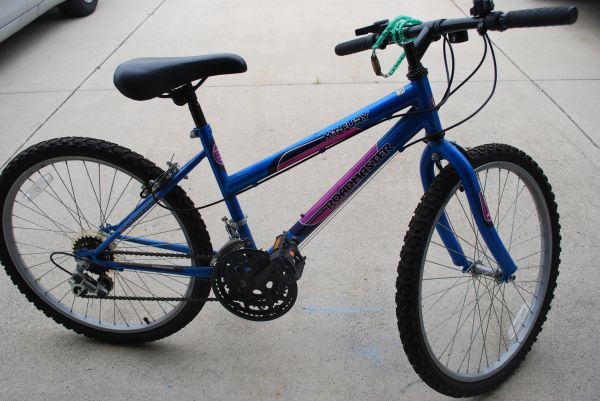 Roadmaster 24 inch Girls Mt. Fury bike - $85 (Tustin)