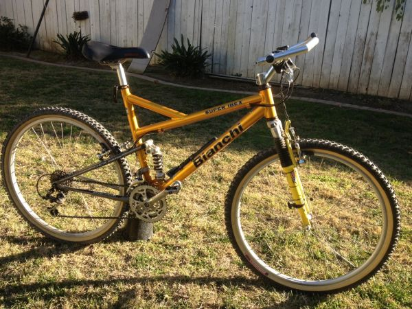 Bianchi Super IBEX - $400 (Orange County)