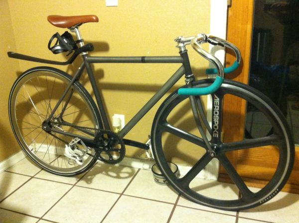 My Fixed Gear Track Bike - $350 (Santa Ana)