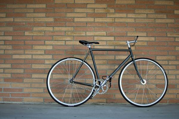 Mercier Kilo TT Fixed Gear Bike - Raw - 53cm - $300 (Fullerton)
