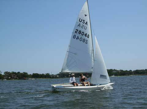 15 sailboat - Snipe - $1500 (Costa Mesa, CA)