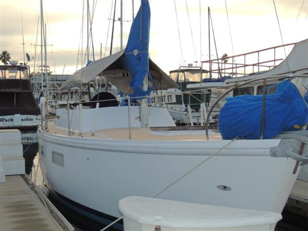 35 Coronado Sailboat-Sloop - $15000 (Oceanside, Ca)