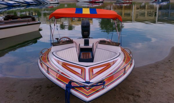 Commander 20ft Reliable FAST TURN-KEY - (TRADE) - $8995 (TRADE HARLEY OR HOT ROD..)