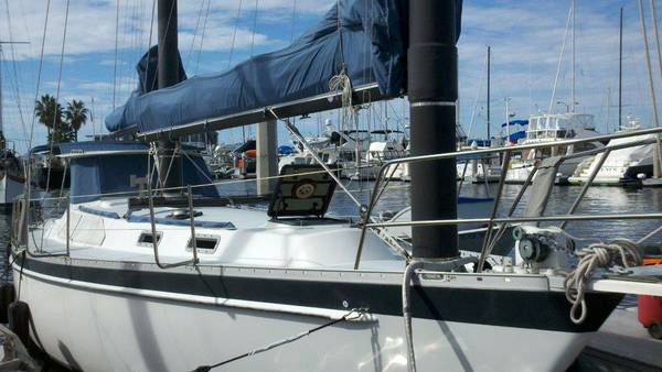 39 Freedom Yacht sailboat - $55000