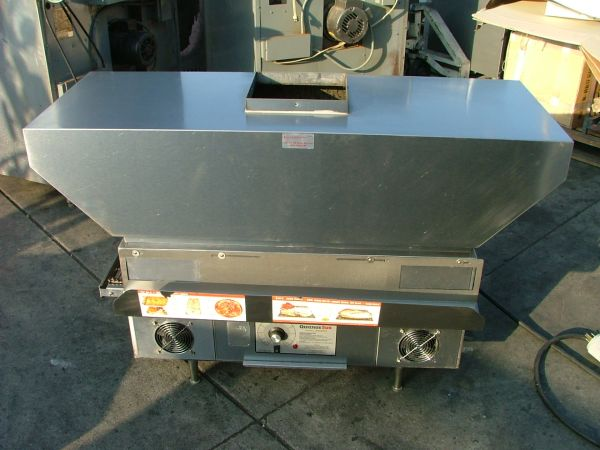 STAR HOLMAN ELECTRIC CONVEYOR OVEN TOASTER OVEN MODEL QT14 - $1450 (La Habra)