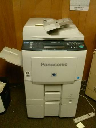 Panasonic DP-8035 COPY machine from accounting office works great - $500 (Anaheim, ca )