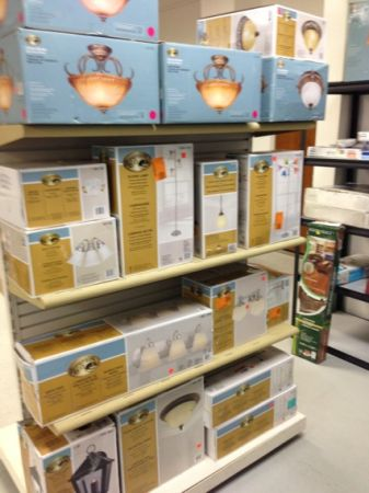 NEW FLUSH MOUNT LIGHT(S), KITCHEN SINK(S), CEILING FAN(S) AND MORE (COSTA MESA)
