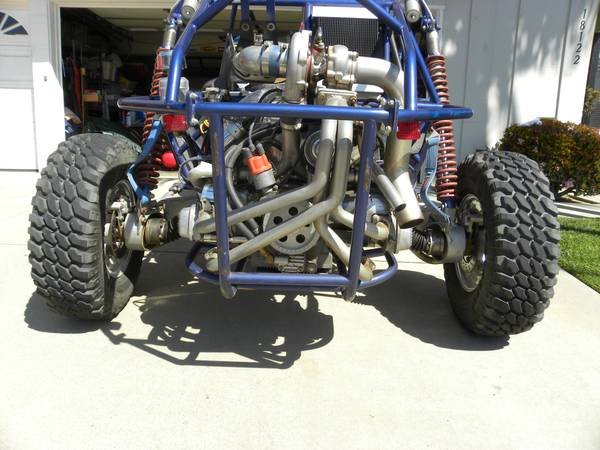 Sand rail 2276 Turbo, long travel, 2 seater - $6500 (Fountain Valley)