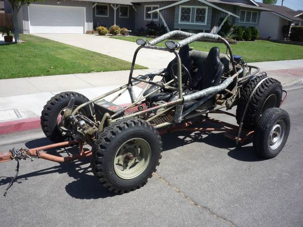 Buggy with T-Trailer - $3000 (OC)