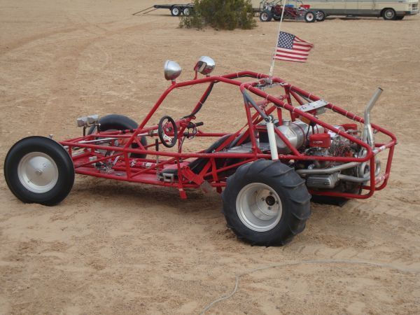 CHENOWTH 2-SEATER SANDRAIL 1914 DUAL CARB - $4000 (Chino)