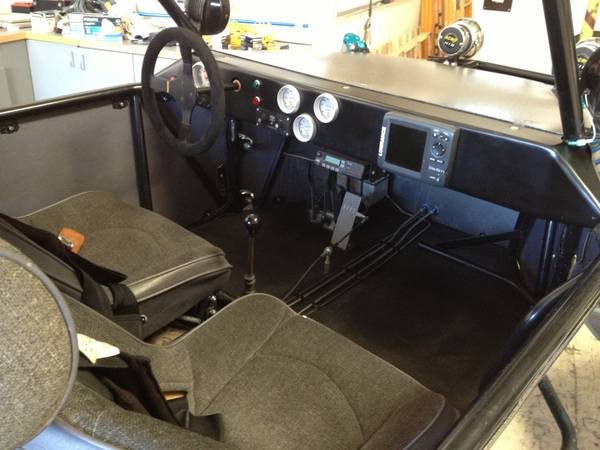 Sandrail Potter Production 5 seater for sale - $26500 (anaheim)