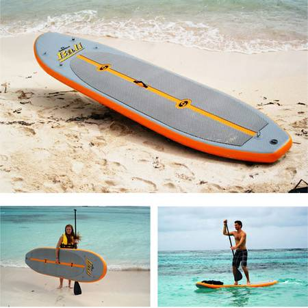 Solstice Bali Inflatable SUP Paddleboard-Like New - $400 (South OC)