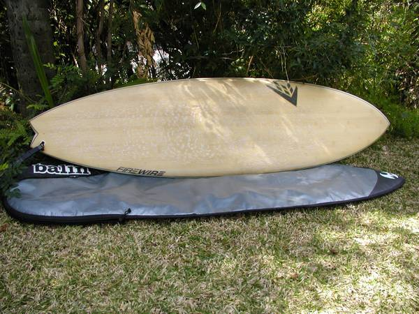 FIREWIRE ADDVANCE 610 SURFBOARD EXCELLENT CONDITION - $635 (OC)