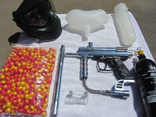 Paintball Package - $100 (Garden Grove)