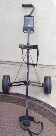 PARFECT LIGHT WEIGHT GOLF PULL CART - $30 (IRVINE)