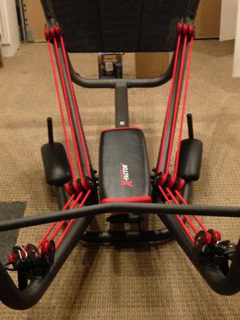 Weider X-factor Plus Home Gym - $225 (orange county)