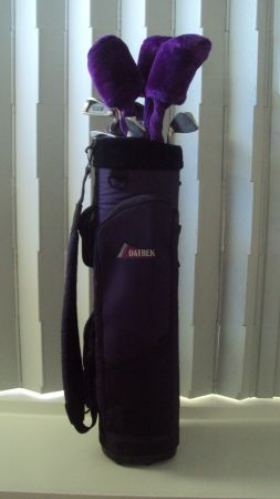 Womans Golf Club Set Will Trade - $130 (BUENA PARK)