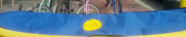Paddleboard (SUP) Cover Carrying Case - $50 (1910 W Balboa Blvd., Newport Beach, CA)