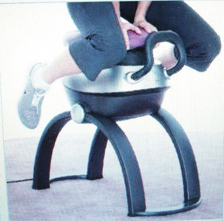 iGallop, uGallop, We All Gallop... OSIM iGallop Core and Abs Exerciser - $85 (San Juan Capistrano)