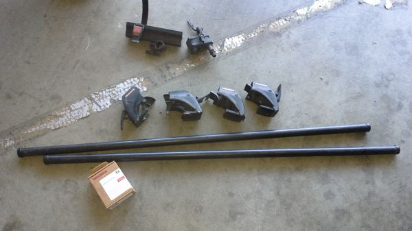 for sale yakima bike racks set or trade - $50 (brea)