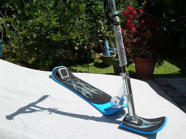 Snow Jack Snow Scooter - $40 (FULLERTON)