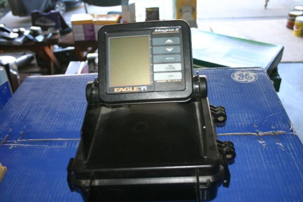 Eagle Magna II Fish and Depth Finder - $45 (Mission Viejo)
