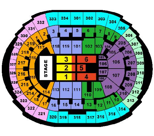 Two Justin Bieber Tickets For June 24, 2013 - $280 (Staples Center)