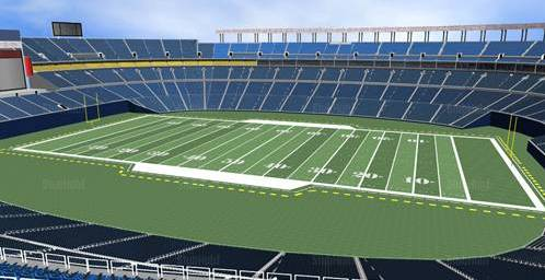 (7 Tix)_____CHARGERS_____LOWER VIEW LEVEL____15 YARD LINE_____2nd Row - $99 (each________Cash or PAYPAL)