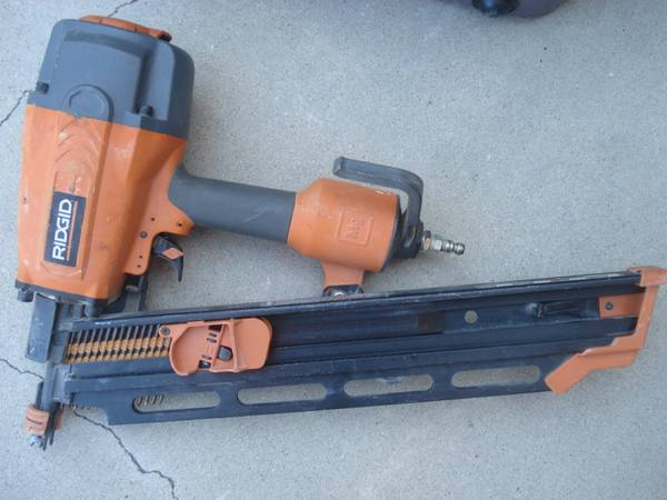 Rigid Framing Nail gun - $125 (HB)