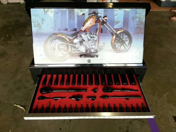 MAC TOOLS SET (Orange County)