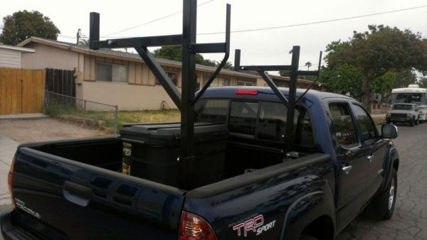 Custom Ladder Racks- Brand New - $140 (TemeculaLake Elsinore)