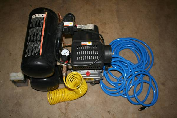 Alltrade 5 Gallon Air Compressor For Sale - $175 (Irvine)