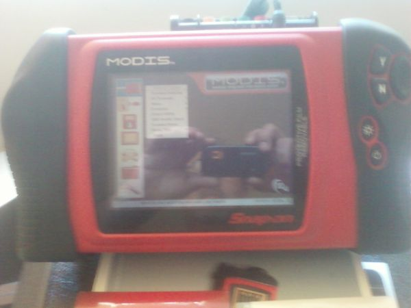 Snap on Modis Scanner 10.5 update $5,000 or best offer - $5000 (Huntington Beach)