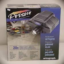 New Prism Professional Art Projector by ARTOGRAPH - $200 (Orange)