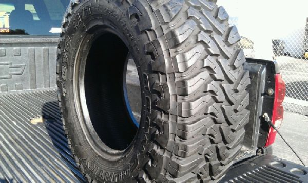 (1) 28575R16 Toyo Open Country Mud Terrain - 28575R16 - $185 (Costa Mesa, CA)