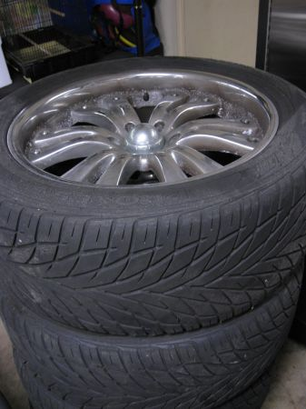 MKW cadillac escalade fitment wheels with Toyo Proxes 22 inch - $1190 (HB)