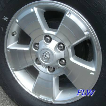 4 New Tires with Toyota Tacoma TRD Wheels - $700 (Costa Mesa)