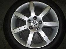 NISSAN 350Z G35 G37 03-09 OEM FRONT AND REAR WHEELS WITH TIRES SET - $950 (CHINO)
