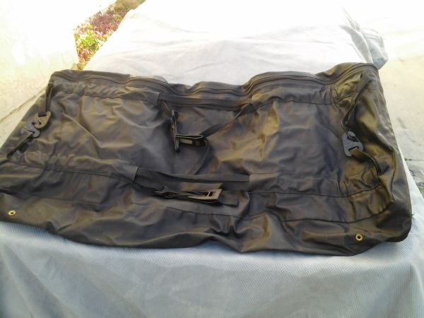 CHEVY Avalanche bed cover storage bag - $75 (Huntington Beach)