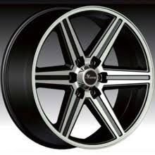 22 6 LUG IROC MACH BLK RIMS FOR CHEVY PU - $695 (ORANGE)