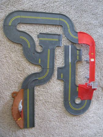 Hot Wheels Racing Highway Play Track, Make your Own Track - $10 (La Habra)