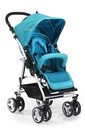 NEW Bumbleride Flyer In Aqua - $360 (Orange)