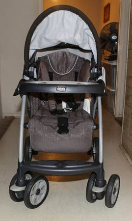 Chicco Cortina KeyFit 30 car seat, stroller, base - $200 (Orange County)
