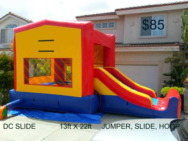 WEEKLY SPEACIALS 98349835 4 RENT JUMPERS BOUNCE HOUSE 9834 - $45 (oc)