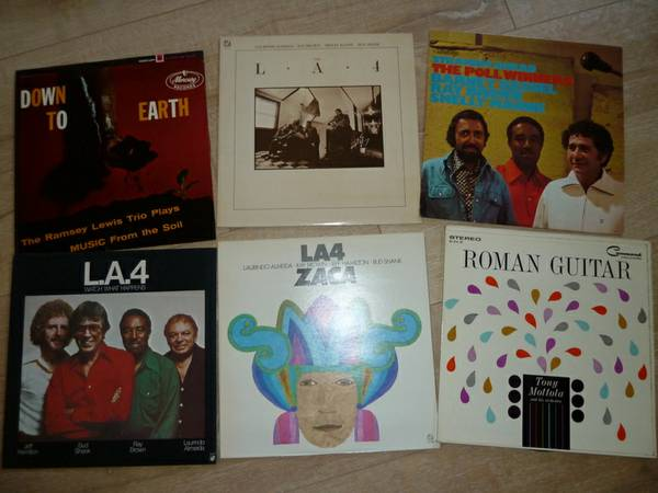 Vintage Vinyl LPs, LP records, jazz and others - $1 (E. Anaheim)