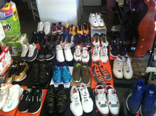 Shoe Collection, jordans, kobes,kd, BHM, nikes - $100 (westminster)