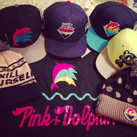 Pink Dolphin SALE - $1 (Orange County)