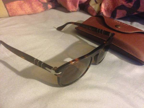 Persol PO3018S Sunglasses - 2433 Havana (Crystal Brown Lens) - 56mm - $150 (Costa Mesa)