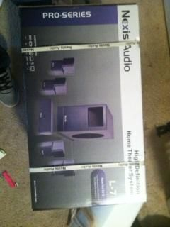 HD Home Theater System - $600 (Warner and Bristol)