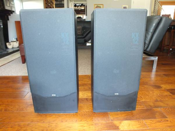 DCM KX 12 Speakers - $110 (Dana Point, CA)